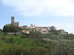 Larciano - Image: Larciano Castello