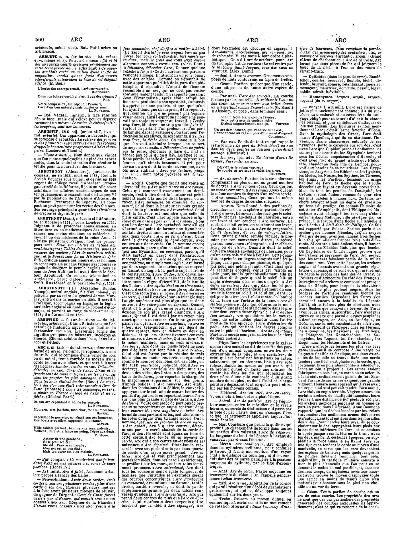 Linteau En Arc De Cercle page:larousse - grand dictionnaire universel du xixe siècle