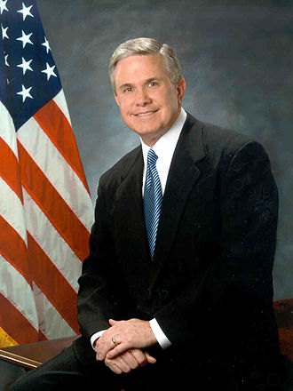 Texas' 19th congressional district - Image: Larry Combest official portrait