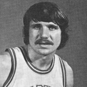 Larry Miller (basketball) - Image: Larry Miller basketball