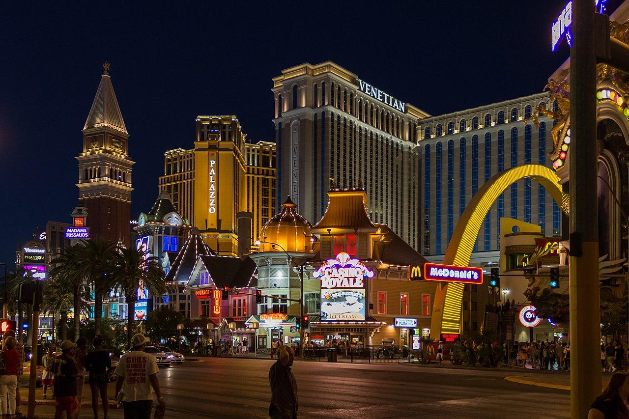 Las Vegas Englisch