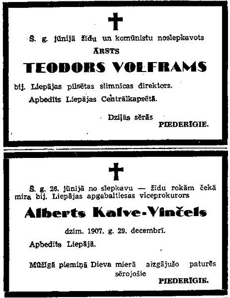 File:Latvian NKVD victims death notices in Nazi propaganda.jpg
