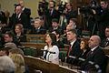 Latvijas Republikas proklamēšanas 95. gadadienai veltītā Saeimas svinīgā sēde (10924006963).jpg