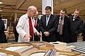 Latvijas delegācija iepazīstas ar klavieru ražotni (8232175222).jpg