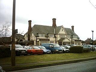 Lawnswood human settlement in United Kingdom