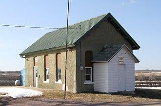 Tyrone Township, Le Sueur County, Minnesota - Tyrone Township Hall