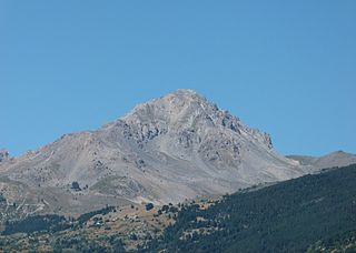 Grand Aréa Mountain in France