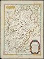 Le comté de Bourgogne, dit autrement Franche-comté conquise par le Roy, en moins de 15 jours de temps, dans le mois de Fevrier de Lanneé 1668 (4586565765).jpg