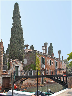 Garden of Eden (Venice) - The villa in 2011