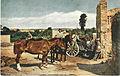 Le village de Sommepy Tahure 1915 troupes allemandes approvisionnement en eau.jpg
