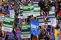 Leeds public sector pensions strike in November 2011 9.jpg