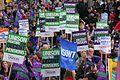 Leeds public sector pensions strike in November 2011 9.jpg