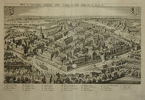 Leipzig in the 17th century Leipzig 1632.jpg