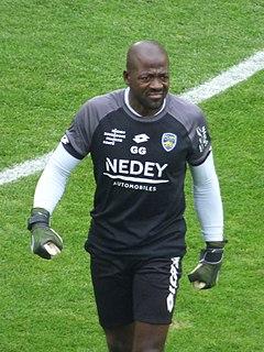 Gérard Gnanhouan Ivorian footballer