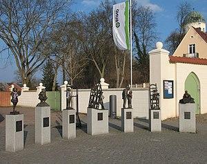 Lenzen (Elbe) - Image: Lenzen Narrenfreiheit
