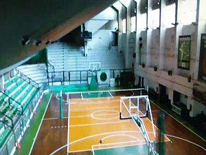 Apostolos Nikolaidis Stadium - Pavlos and Thanasis Giannakopoulos Indoor Hall