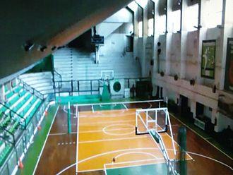 Apostolos Nikolaidis Stadium - Pavlos and Thanasis Giannakopoulos Indoor Hall
