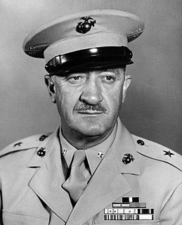 Leonard B. Cresswell U.S. Marine Corps Major General