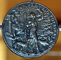 Leone leoni, medaglia di ippolita gonzaga, 1551, verso.JPG