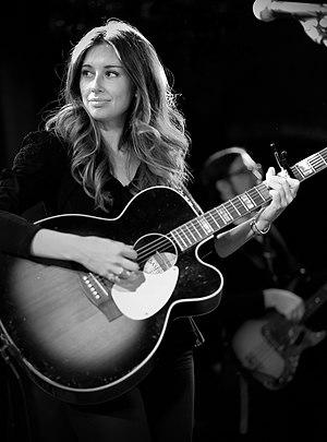 Lera Lynn - Lynn performing in October 2015