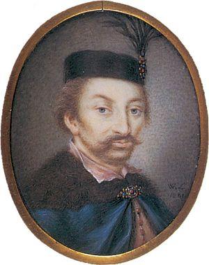 Moldavian Magnate Wars - Image: Lesseur Hetman Żółkiewski