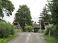 Level crossing, Ashford Bowdler - geograph.org.uk - 1448867.jpg