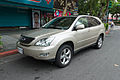 Lexus RX350 in Songshan District, Taipei 20140614.jpg