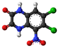 Licostinel molecule ball.png