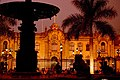 Lima - Plaza de Armas Dusk2.jpg