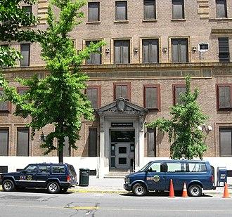110th Street (Manhattan) - Lincoln Correctional Facility