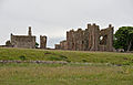 Lindisfarne Priory and Church - geograph.org.uk - 969380.jpg