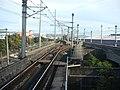 Line 2 Santolan Station Tracks 7.jpg