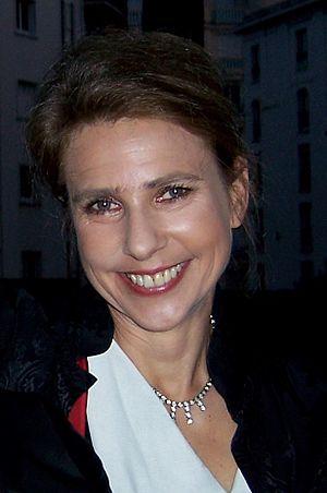 Lionel Shriver - Lionel Shriver at Cannes, 2011
