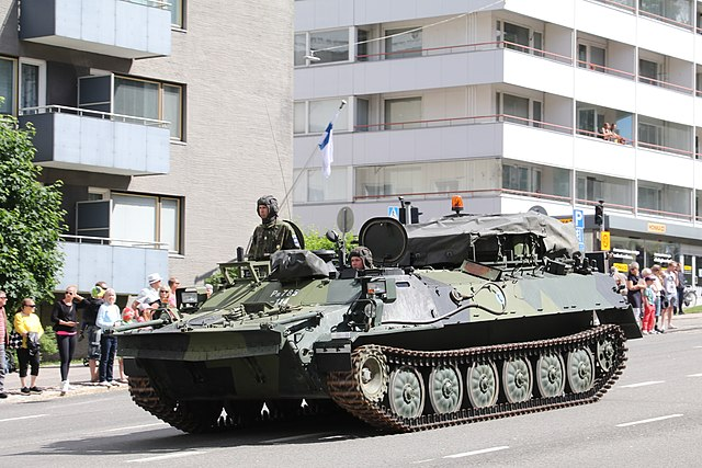 Finnish Tanks and Armour