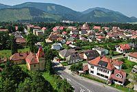 Liptovský Hrádok - pohľad zo Skalky - 6. 7. 2012.JPG