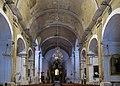 Llubí, Iglesia de San Felio, interior.jpg