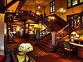 Lobby of Historic Summit Inn - panoramio.jpg