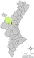 Localització de Bugarra respecte del País Valencià.png