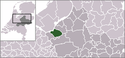 Location of Putten