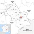 Locator map of Kanton Meylan 2019.png