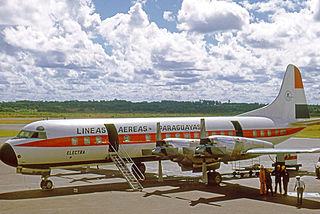 LANSA Flight 508