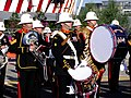 London 2012 Olympics 015 Royal Marines Band (7683032382).jpg
