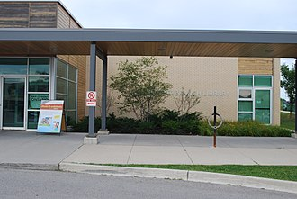 London Public Library - Westmount branch of the London Public Library