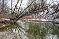 Looking SE at St Clair Avenue - Euclid Creek.jpg
