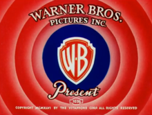 Warner Brothers. Entertainment Inc.