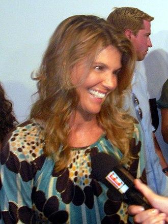 Lori Loughlin - Loughlin in 2008