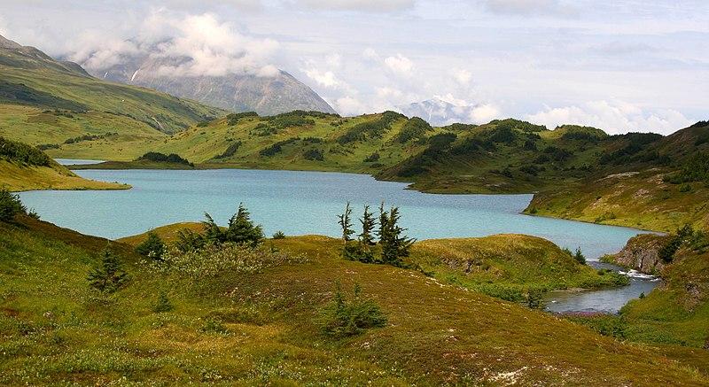 File:Lost Lake, Seward, Alaska.jpg