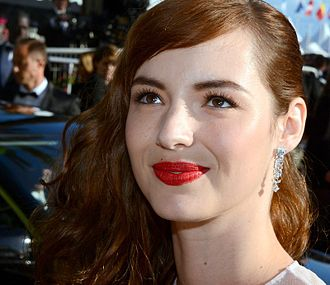 Louise Bourgoin - Louise Bourgoin at the 2013 Cannes Film Festival