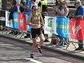 Louise Damen, London Marathon 2011.jpg