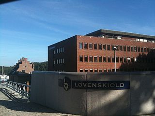 Løvenskiold family